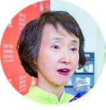 音樂系教授鄭旭姬