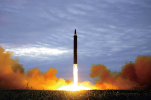 北韓披露金正恩導彈終極目標 美失耐心