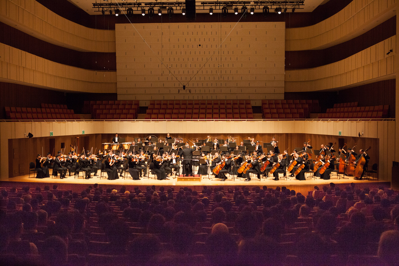 神韻交響樂南韓首演 大邱觀眾讚:了不起