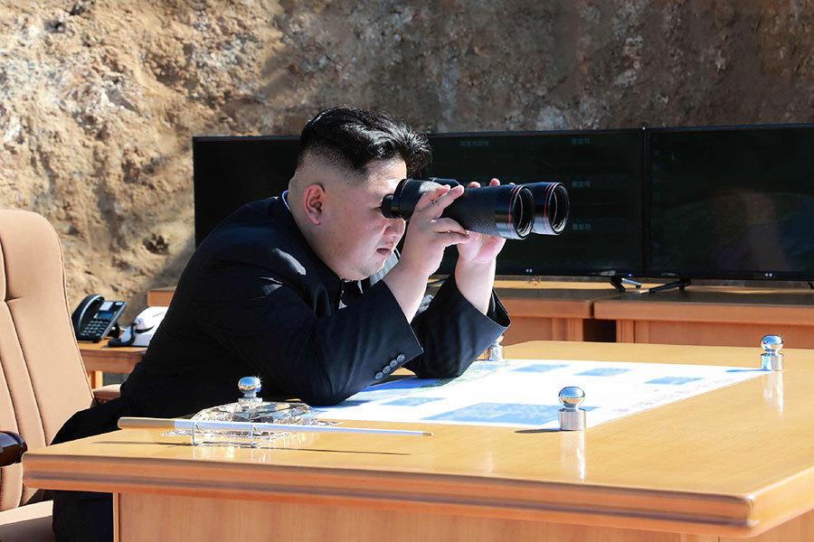 特朗普文在寅通話 將對北韓施加更嚴厲制裁