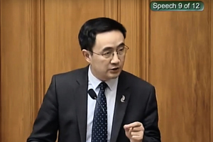 楊健游說新西蘭國防部長內幕再被曝光