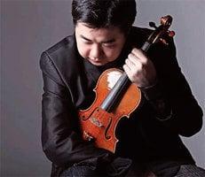 天才小提琴家的幸運之路