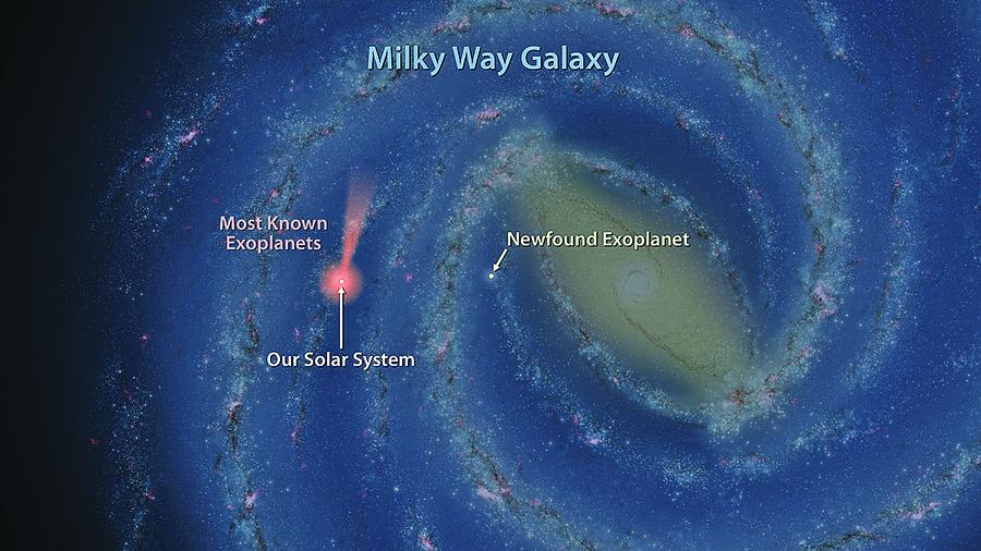 天文發現:比宇宙更古老的星球