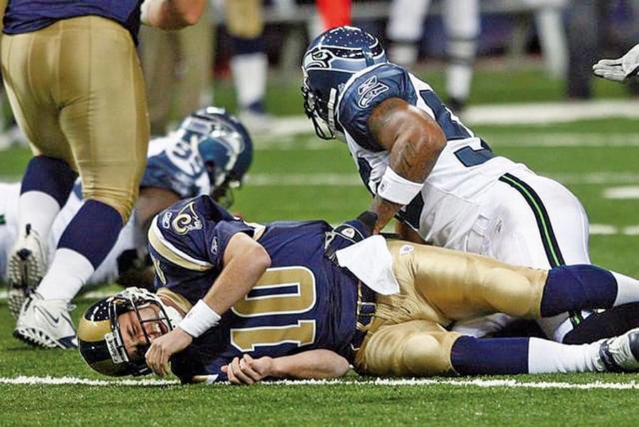 「震盪效應」真實上演,已故NFL球員99%出現腦病變