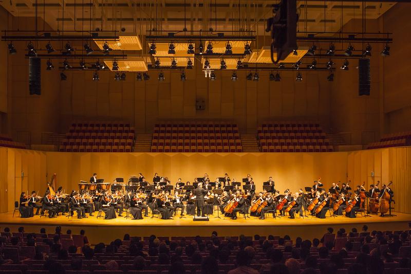 「溝通東西方橋梁」 神韻音樂感動韓高陽觀眾