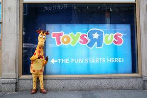 傳統玩具輸給平板電腦 「玩具反斗城」或破產