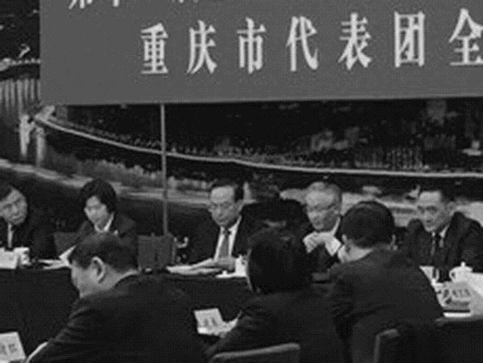 重慶今年5月選出的43名十九大代表,有將近三分之一多達13人,被取消黨代表資格,包括5名市委常委級,即副部級的高官,以及8名廳級幹部。(自由亞洲電台2017年3月,吴亦桐提供)