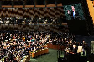 特朗普重批委內瑞拉:社會主義為人民帶來苦難