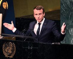法總統:挺伊朗核協議 談判化北韓危機
