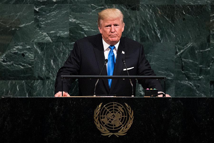 【專訪】特朗普在聯大機智推行美國優先戰略