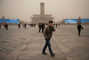 京津冀拼藍天五個月 史上最嚴停工令惹議