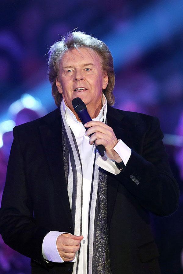 歌星Howard Carbondale。(Ronny Hartmann/Getty Images)