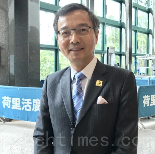 林正財冀政府解決居家安老問題