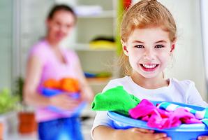 培養孩子做家務 過程比結果更重要