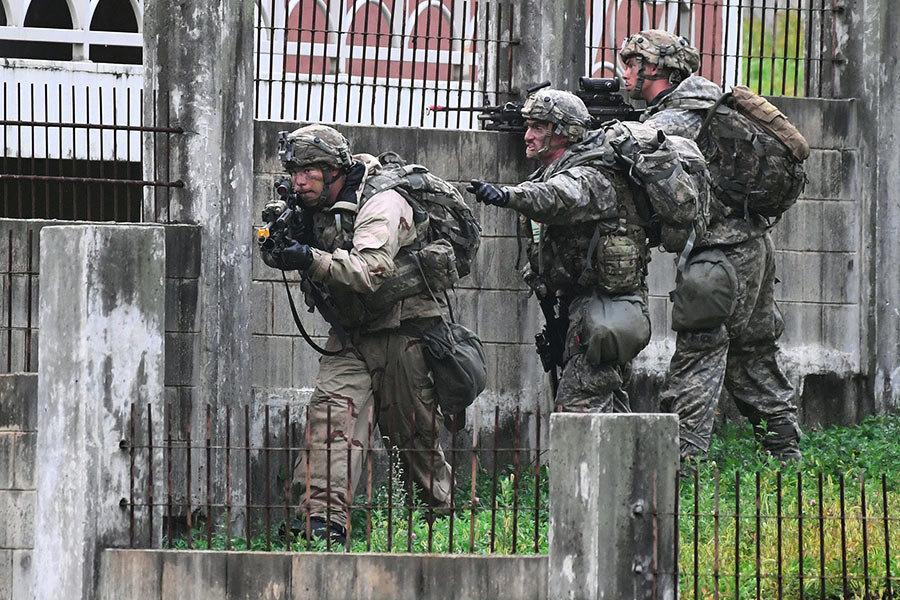 美避免殃及南韓的對朝作戰方案有哪些