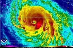 颶風瑪麗亞破壞力前所未見 波多黎各大撤離