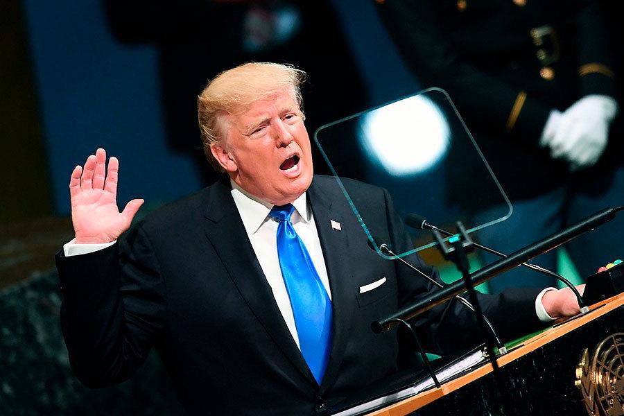 特朗普聯大演講提北韓綁架日人 獲日本社會讚賞