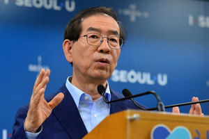 首爾市長起訴李明博 韓「善終」總統似難善終