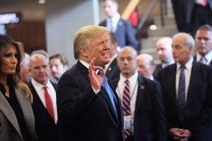 特朗普強硬策略生效 中共或對美企華爾街開放