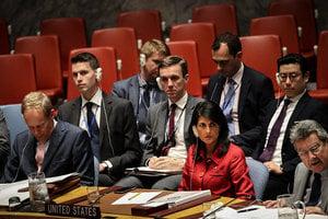 美駐聯合國大使:應對北韓 下一步願留給國防部