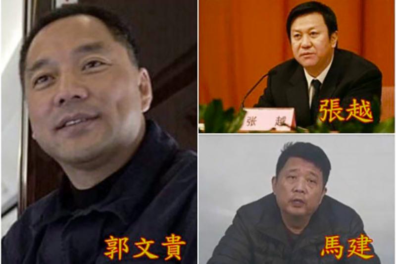 獲無罪釋放的曲龍表示,他的案子是郭文貴與馬建、張越等安全政法高官結盟,深度干預司法的典型代表。(網絡圖片)