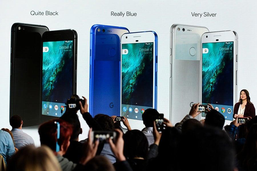谷歌11億美元收購HTC手機Pixel業務