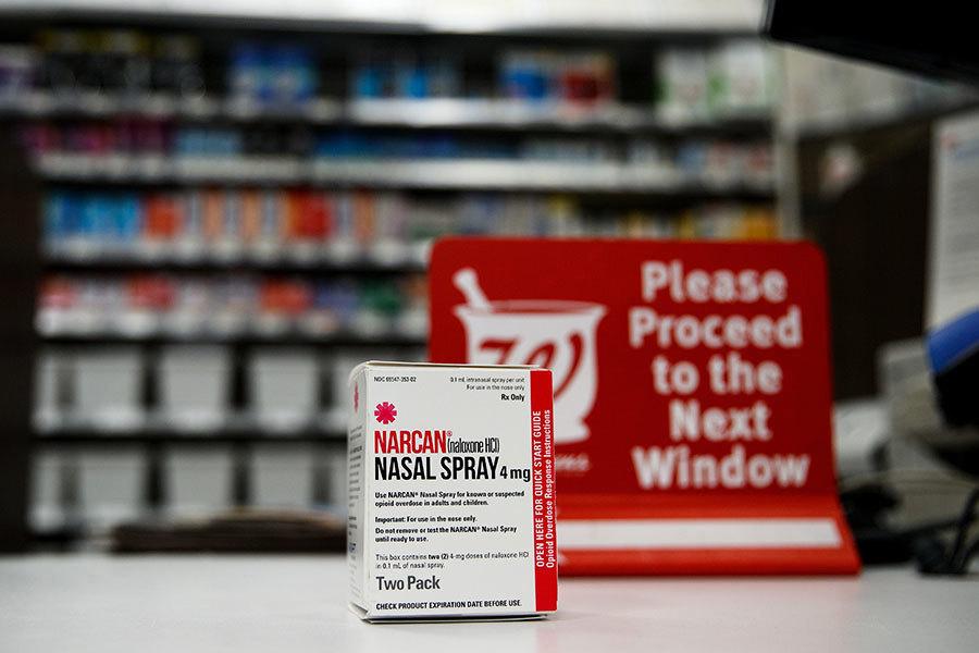 特朗普視藥物成癮為社會問題 14藥廠聯手解決