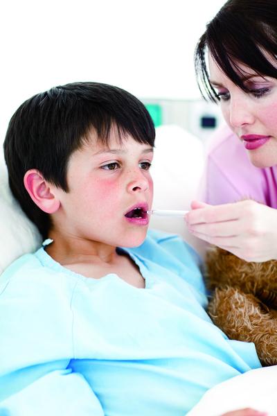 小兒反覆發燒 中醫退熱有良方