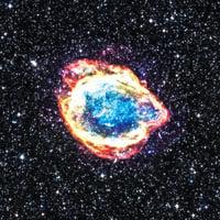 超新星爆發物質  現身深海沉積物