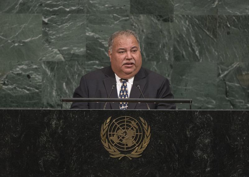 台三友邦聯大發言 力挺台灣參與聯合國