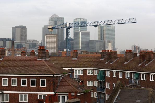 英政府計劃大批建新屋 每年廿六萬戶