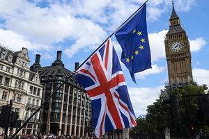 脫歐帳單 英國政府擬支付二百億歐元