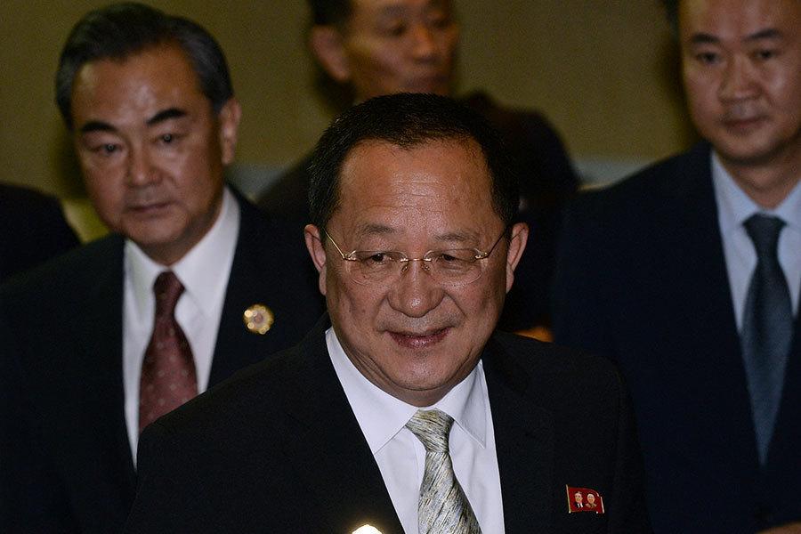 北韓外長:可能考慮在太平洋試爆氫彈