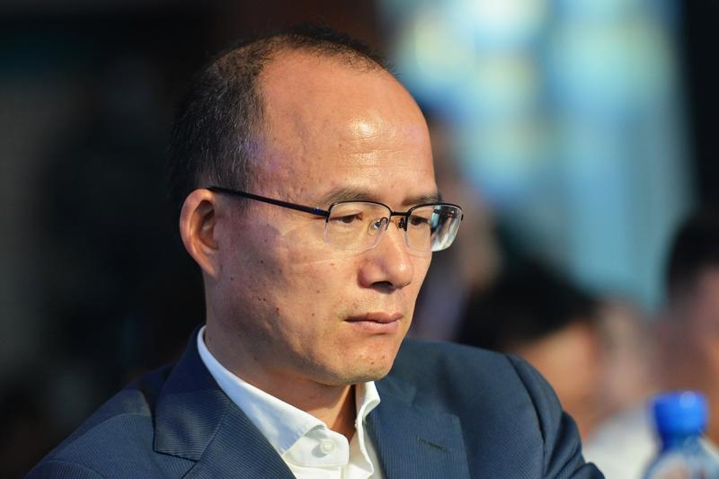 復星集團董事長郭廣昌至少兩次發聲,表示將把投資重點放在大陸。圖為郭廣昌。(大紀元資料室)