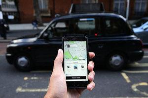 Uber或失去倫敦營運牌照 四萬司機受影響