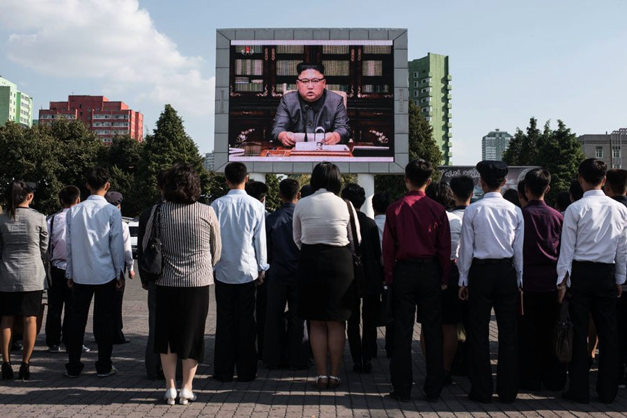 想去北韓旅遊?美國務院:先寫好遺囑