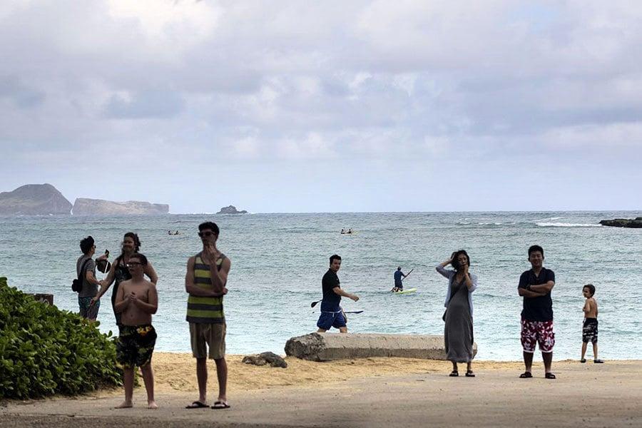 夏威夷政府籲居民為北韓核攻擊做準備