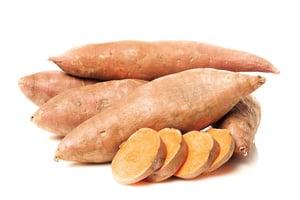 能量食物 番薯