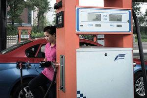 北京宣佈對朝貿易制裁限制供油 平壤油價漲