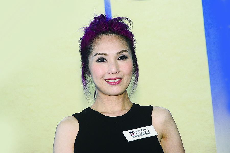 林海峰封楊千嬅「厲害人妻」  特設女英雄造型