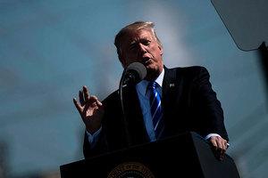 特朗普:若金正恩膽敢攻擊美國 他們末日將至