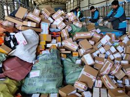 大陸造紙業受控 網購平台叫苦或影響雙十一