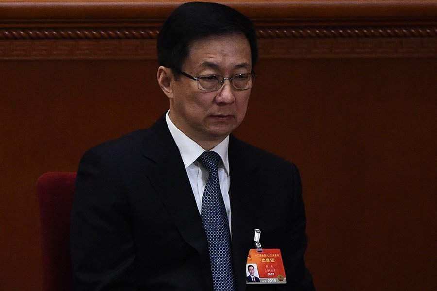 傳上海書記和市長換人 韓正將調離