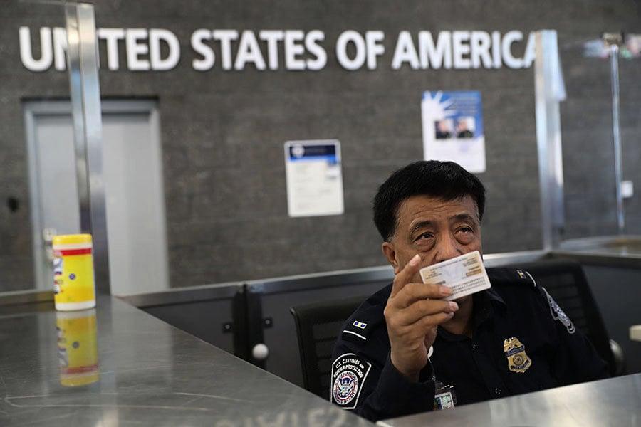 特朗普簽署新公告 限北韓委國等八國人入境