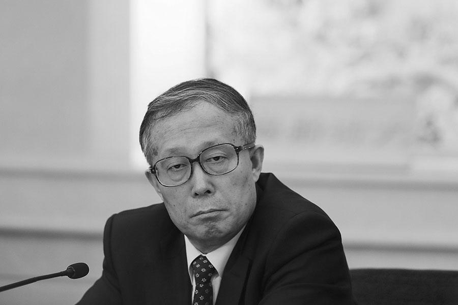 李鴻忠現任天津書記,但他的壓力並不侷限在天津官場。(Lintao Zhang/Getty Images)