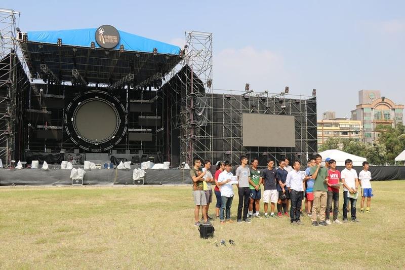 中國新歌聲演唱會 疑是空殼公司承辦