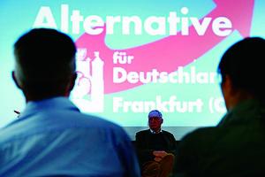 德極右派進國會引民怨 網友推文籲團結