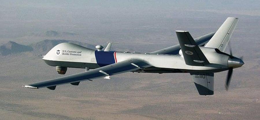 特朗普首下令無人機襲IS