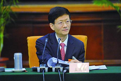 【北京觀察】公安部一局局長藏秘密 孟建柱是後台