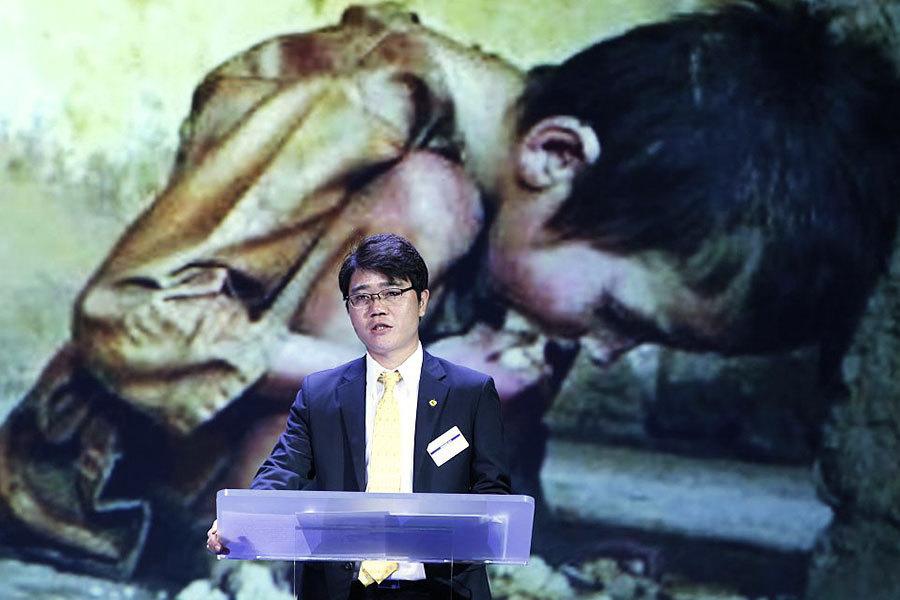 脫北男拄拐杖萬里逃生 揭北韓殘疾人遭滅絕